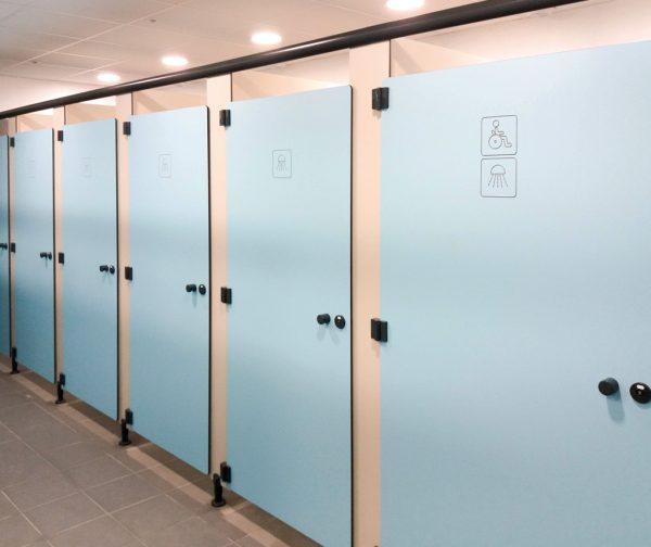 Cabine sanitaire Duo Duo Exel - Kalysse