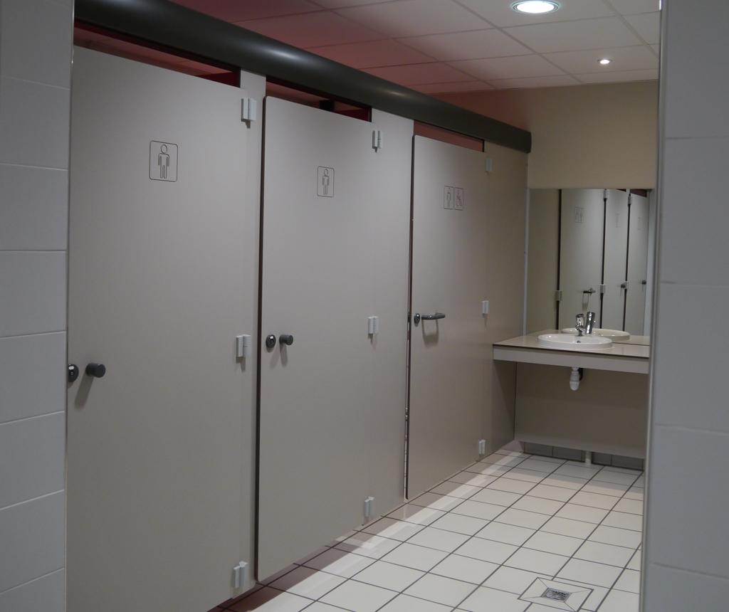Cabine sanitaire Hauzeo - Kalysse