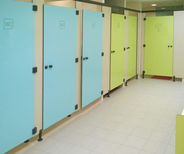 Cabine sanitaire Primo Exel - Kalysse