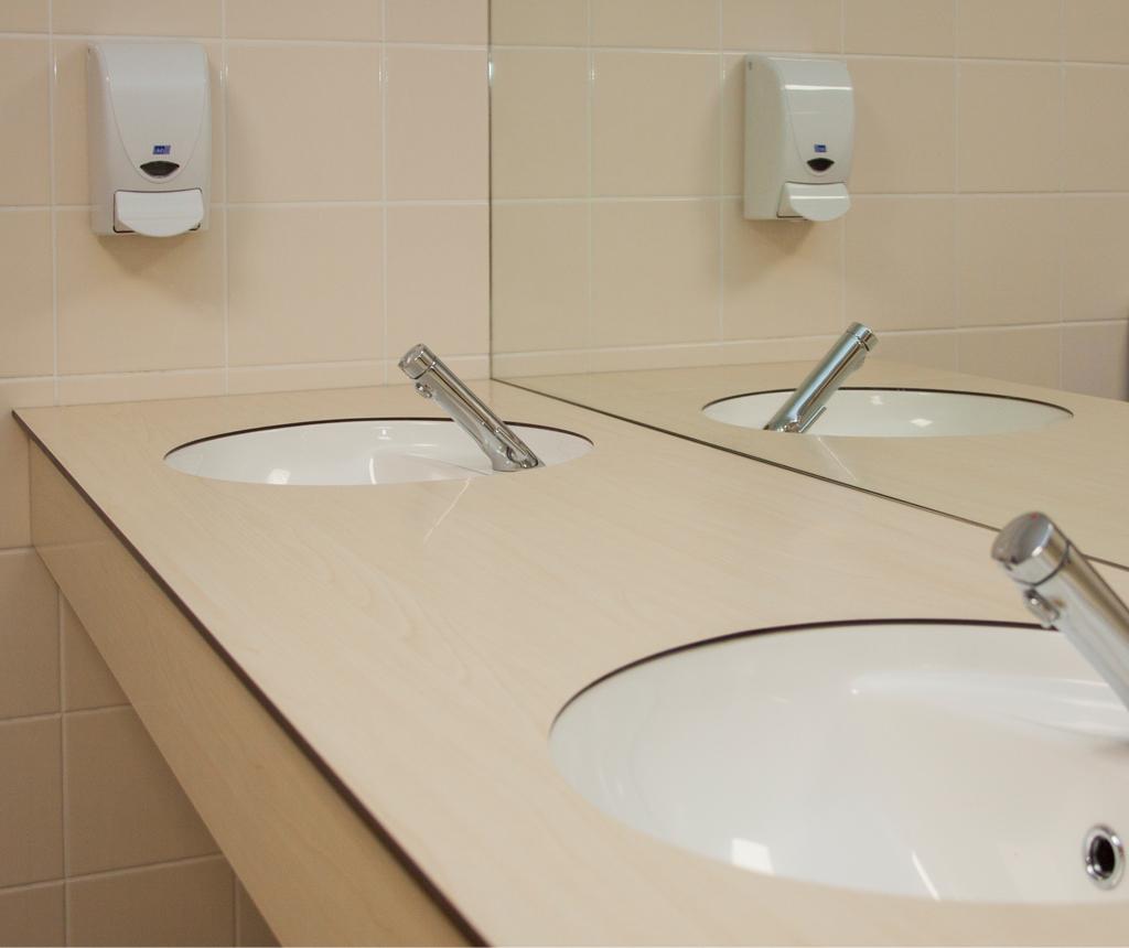 Plans de toilette Kalysse
