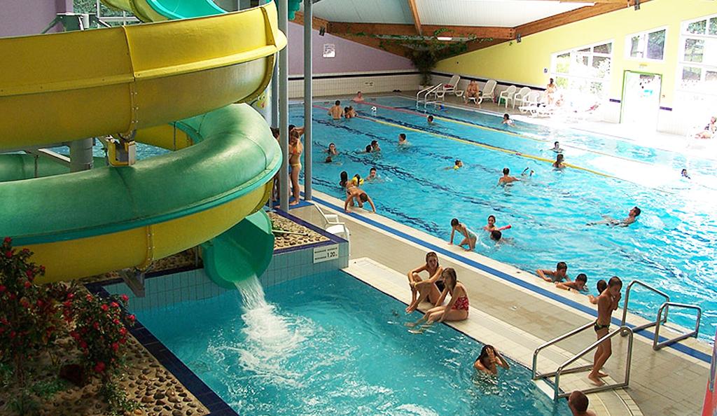 complexe aquatique - piscine patinoire fitness bien-être