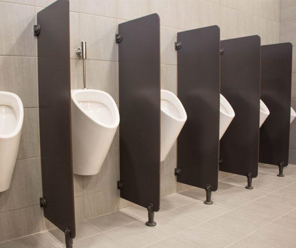 écrans d'urinoirs ou séparateurs pour adultes kalysse