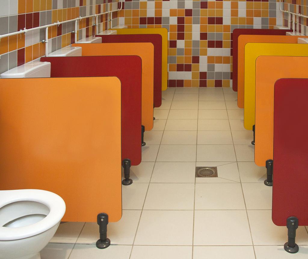 Ecrans d'urinoirs ou de cuvettes WC enfants